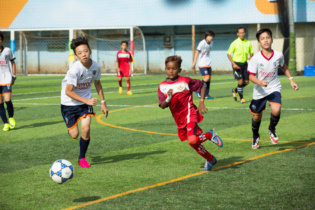 GFA SORIYA U14 (white) vs Army U14 Academy (red)