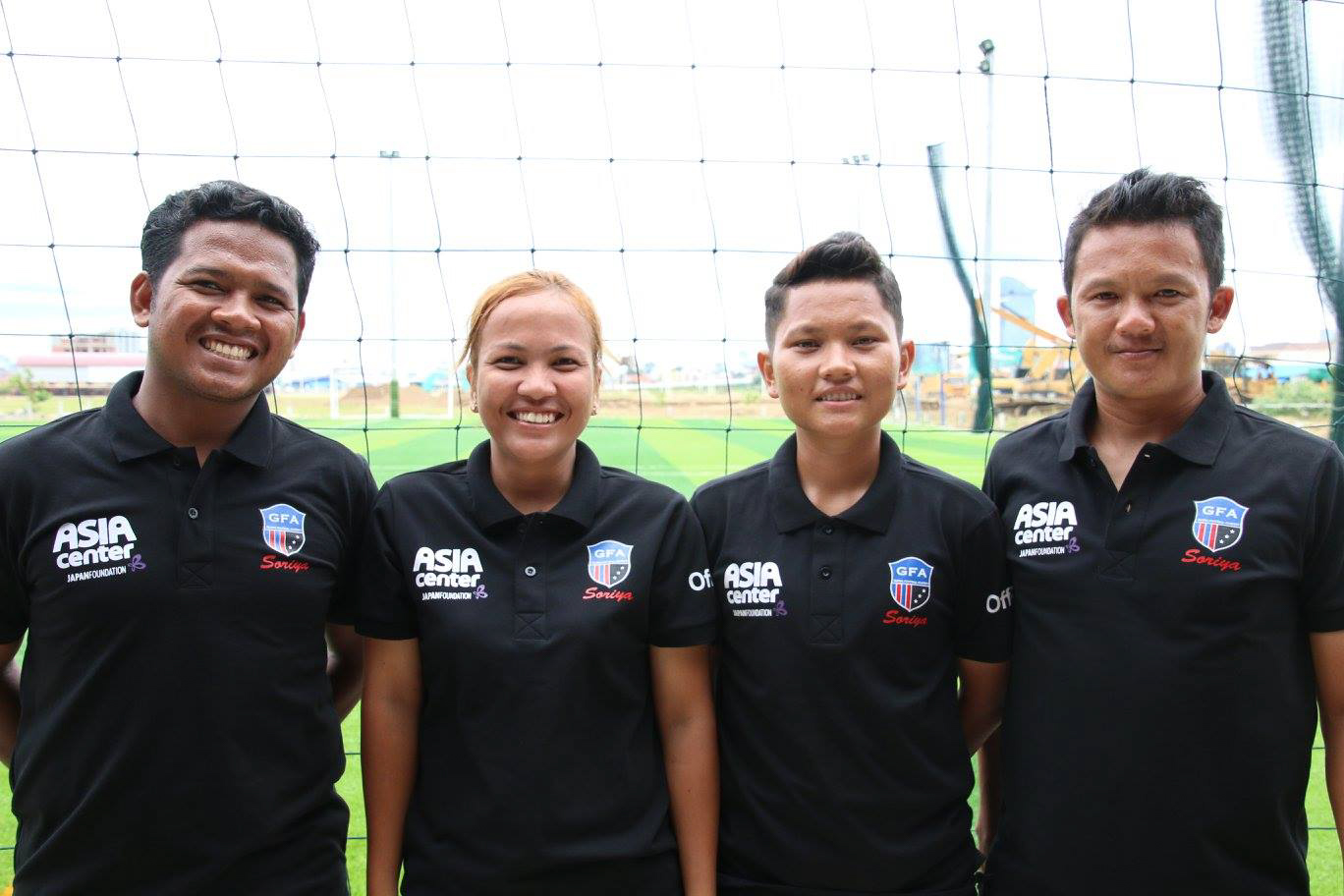 Official Referees from FFC